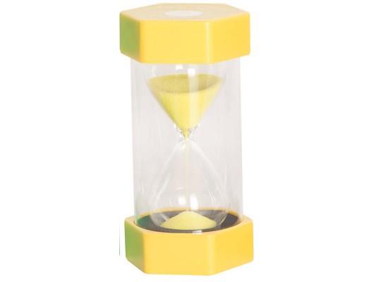 Přesýpací hodiny žluté - 3 minuty