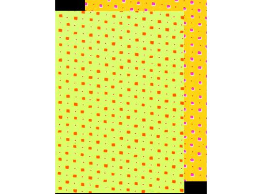 Fotokarton - Čtverečky (8ks)