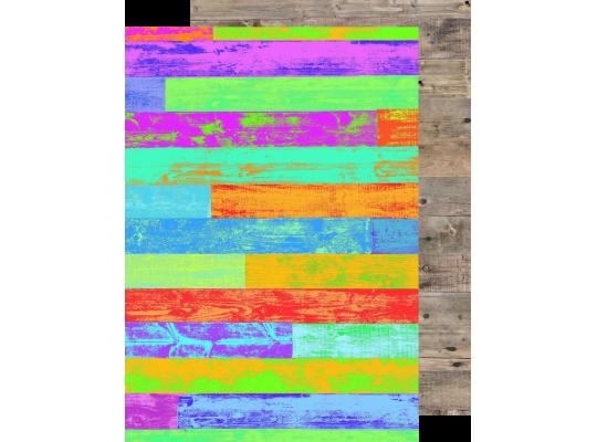 Fotokarton dřevo barevné/přírodní