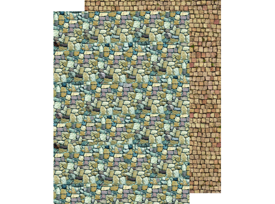 Fotokarton kameny