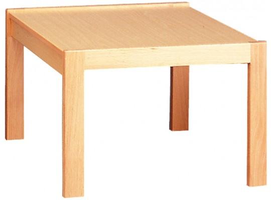 Stůl 50x50cm-výška 34cm
