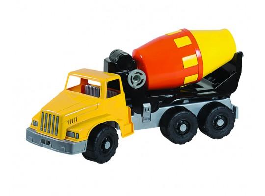 Auto nákladní-míchačka