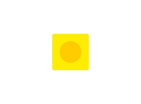 Pixies-žlutá