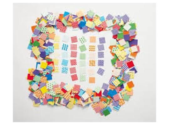 Mozaika papírová-dekorační