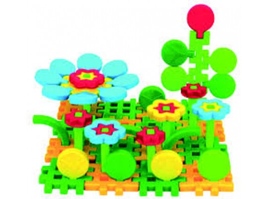Stavebnice Blok-flora