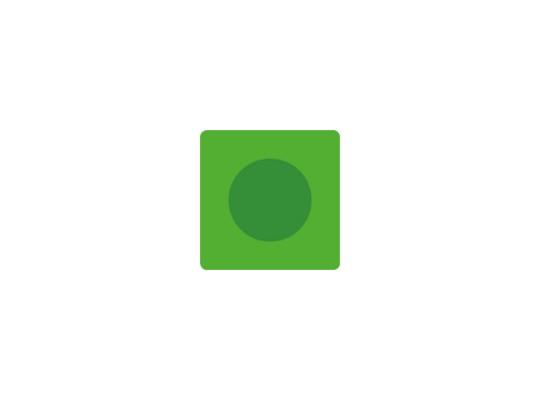 Pixies-zelená