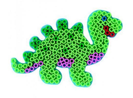 Zažehlovací maxi destička dinosaurus