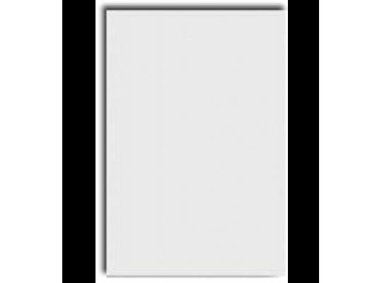 Papír sametový-bílý 35x50