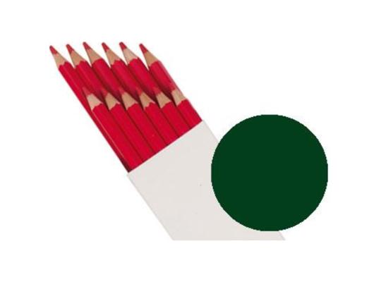 Pastelky Farbino-tmavě zelené