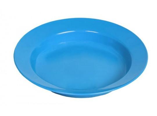 Nádobí Valon talíř hluboký-modrý