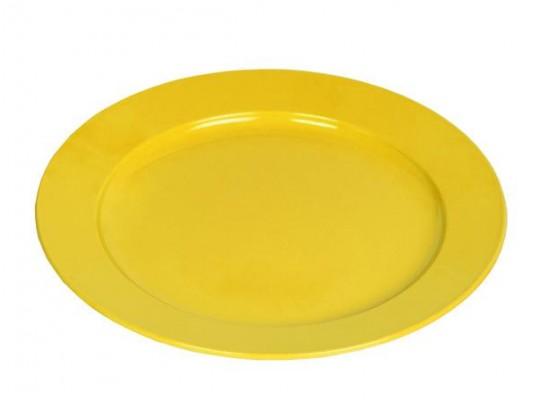 Nádobí Valon talíř mělký-žlutý
