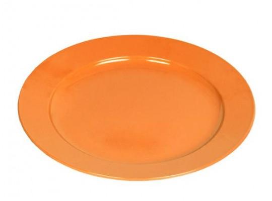 Nádobí Valon talíř mělký-oranžový