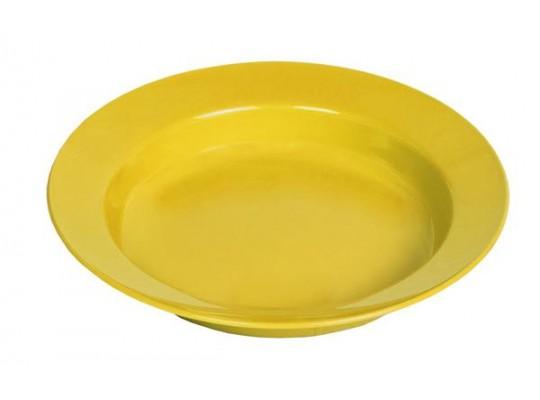 Valon talíř hluboký-žlutý