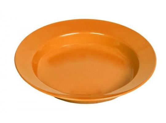 Nádobí Valon talíř hluboký-oranžový