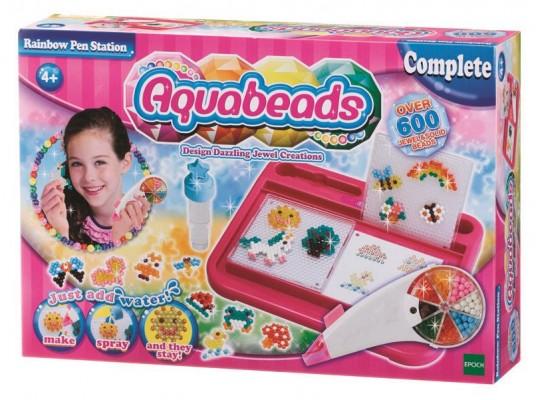 Aquabeads-korálkové studio