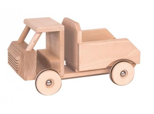 Auto dřevěné nákladní