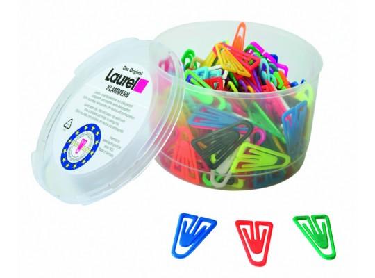 Plastové spony Laurel-velké