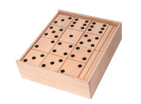 Domino hmatové velké
