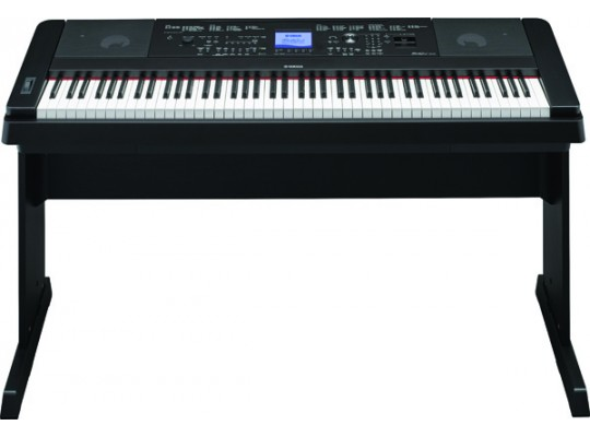 Piano-černé