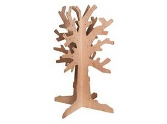 Strom 3D dřevěný listnatý