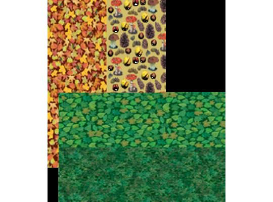 Fotokarton podzim