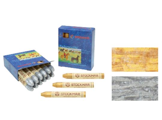 Voskovky Stockmar-vosk včelí-zlaté
