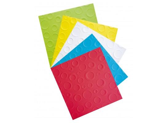 Karton strukturovaný-bublinky