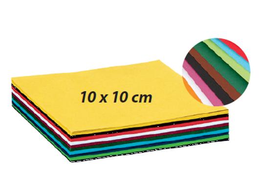 Tónpapír 10x10 cm