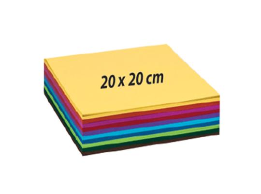 Papír na skládání čtverec