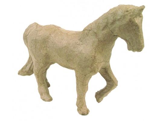 Decoupage-tvar k dekoraci-kůň