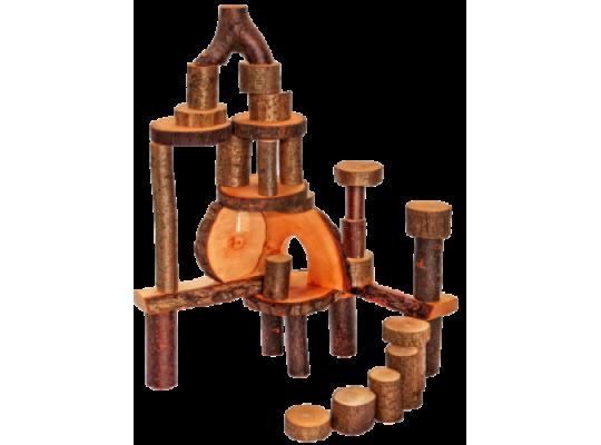 Stavebnice-blok stromový-malá