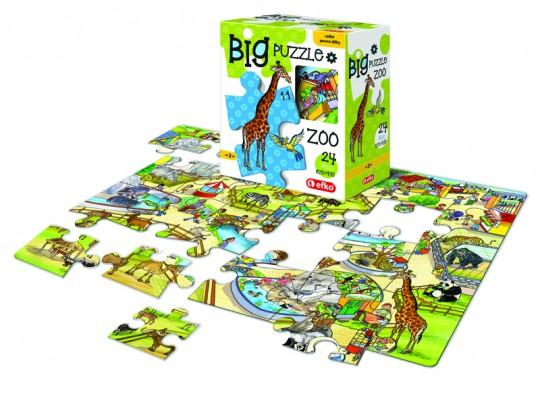 Big puzzle- zoo