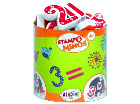 Razítka Stampo číslice