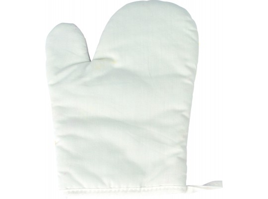 Látková chňapka rukavice