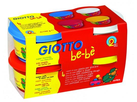 Hmota modelovací Giotto be-bé sada