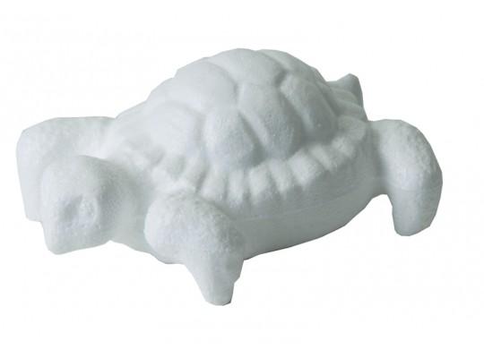 Polystyrenové zvířátko-želva