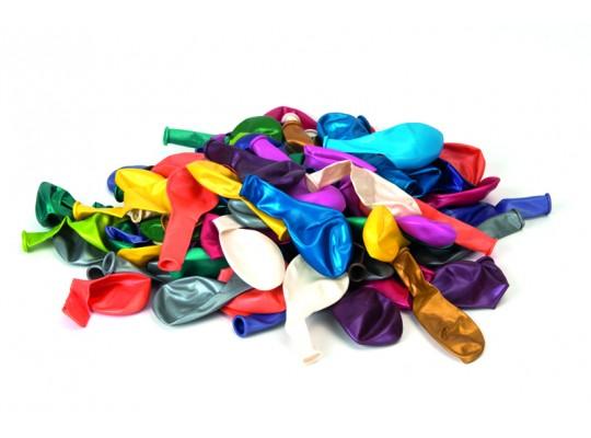 Balónek nafukovací barevný