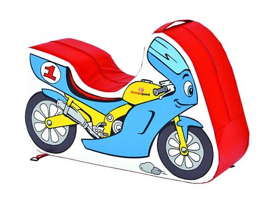 Orangeguard-motorka Blesk