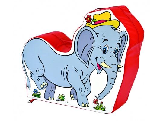 Orangeguard-slon Láďa