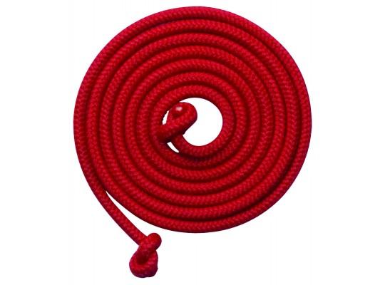 Lano na cvičení-červené