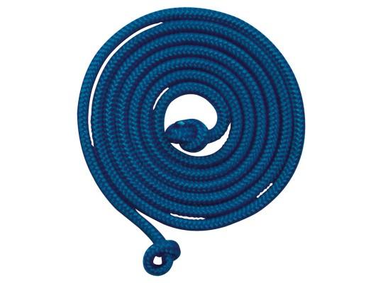Lano na cvičení-modré