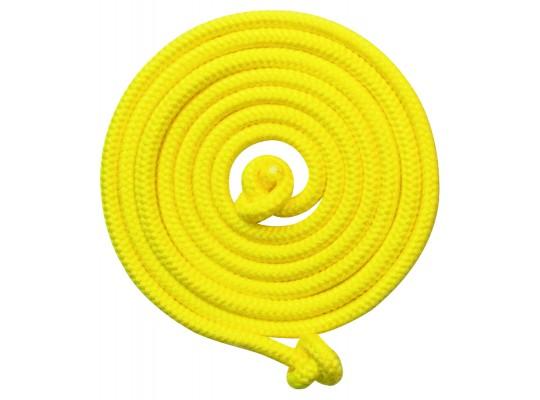 Lano na cvičení-žluté