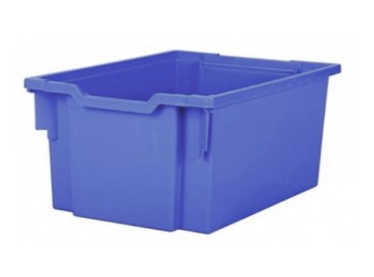 Box plastový 20 l-modrý