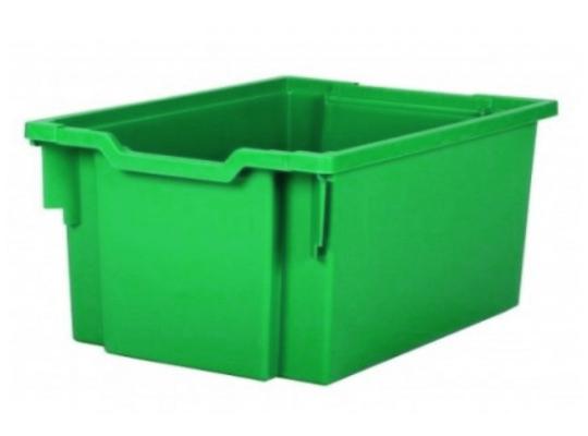 Box plastový 20 l-zelený