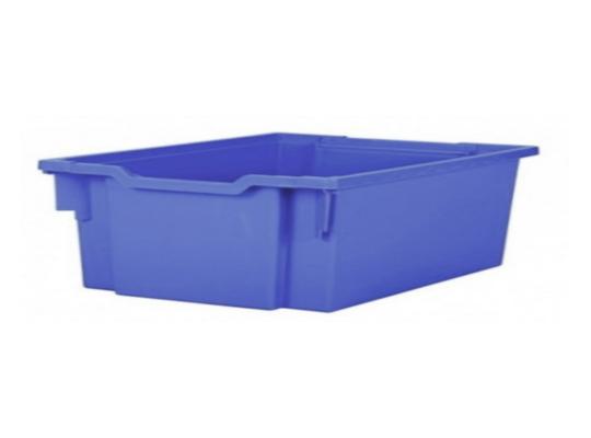 Box plastový 10 l-modrý