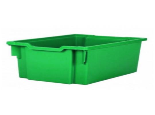 Box plastový 10 l-zelený