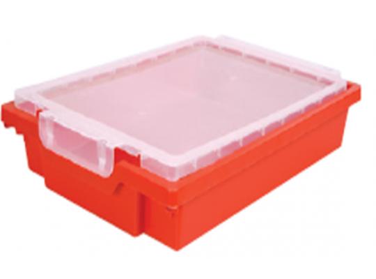 Víko na box plastový