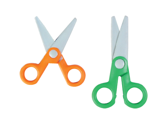 Nůžky bezpečné