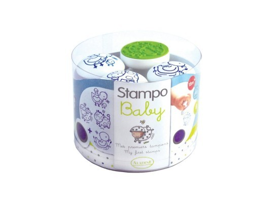 Razítka Stampo pro nejmenší-farma