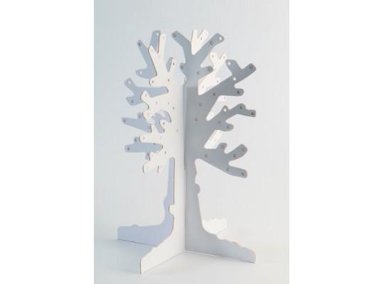 Strom 3D z lepenky-jabloň-40x30cm